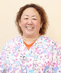 院長・獣医師 江上 陽子(えがみ ようこ)